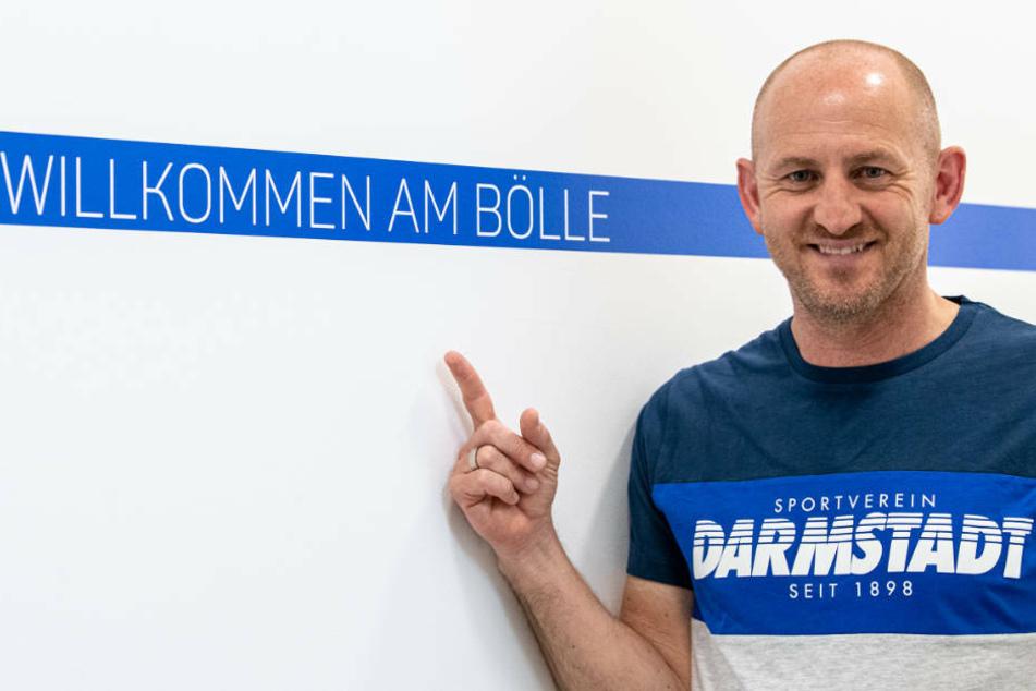 Torsten Lieberknecht (47) tritt die Nachfolge von Markus Anfang als Cheftrainer des SV Darmstadt 98 an.