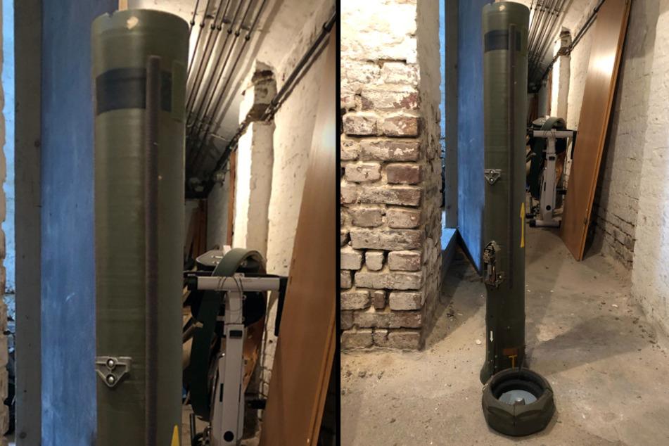 Mysteriöser Militär-Fund in Keller sorgt für Aufregung: Haus geräumt!