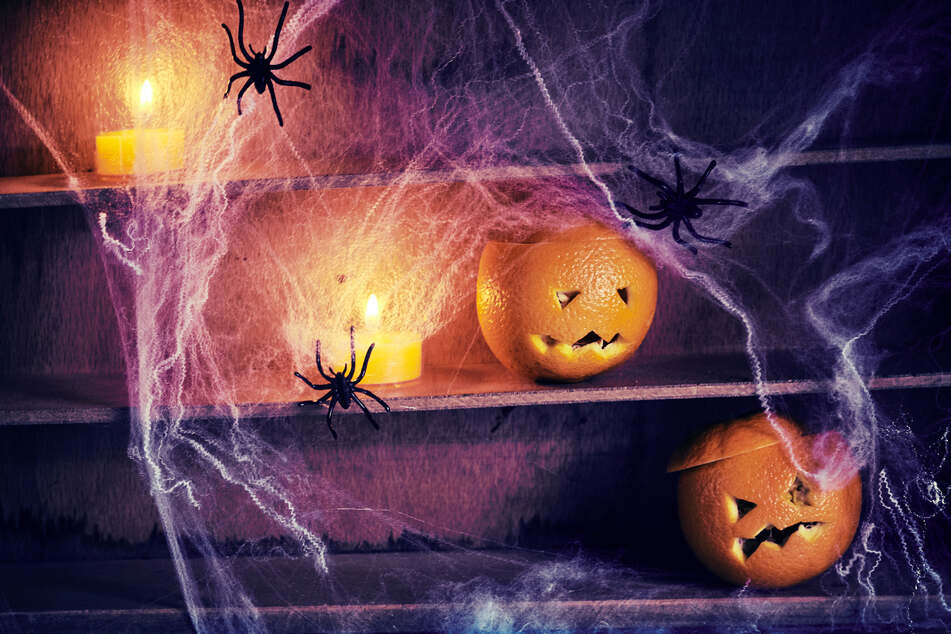 There's not long to go till Halloween (stock image).