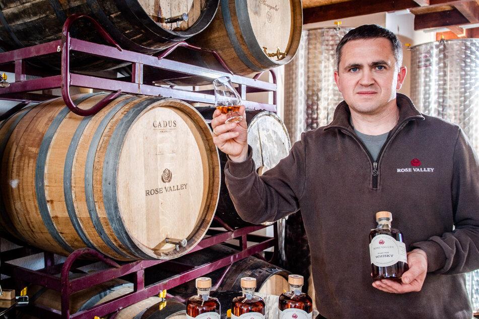 Tischler aus dem Striegistal fertigt jetzt edlen Whisky