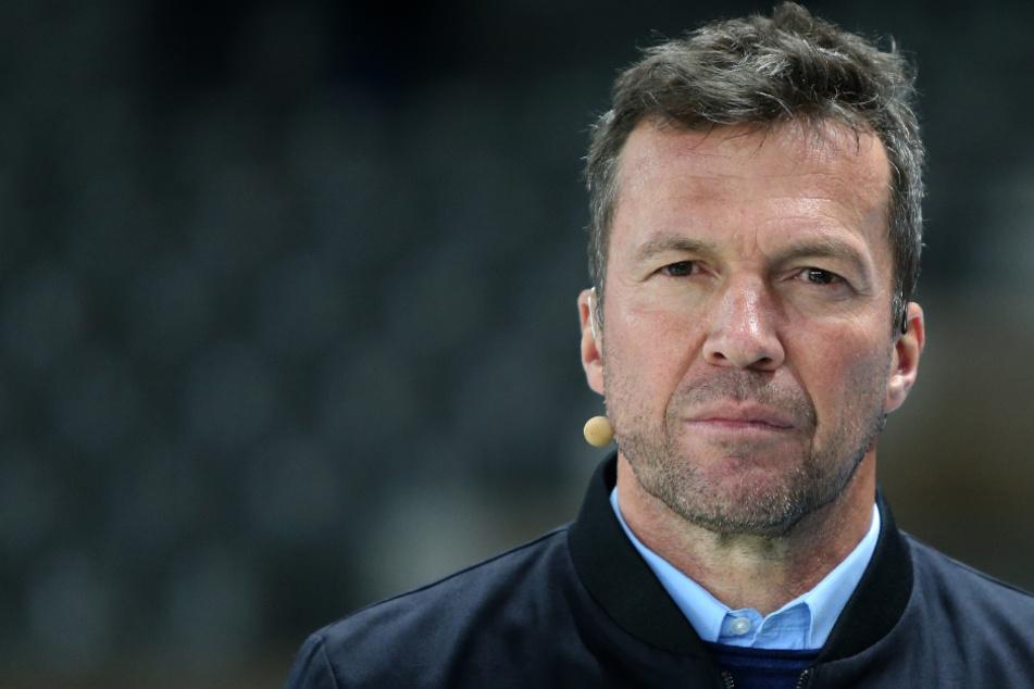 Lothar Matthäus hat seine Meinung zum vergeigten HSV-Aufstieg gesagt. (Archivbild)