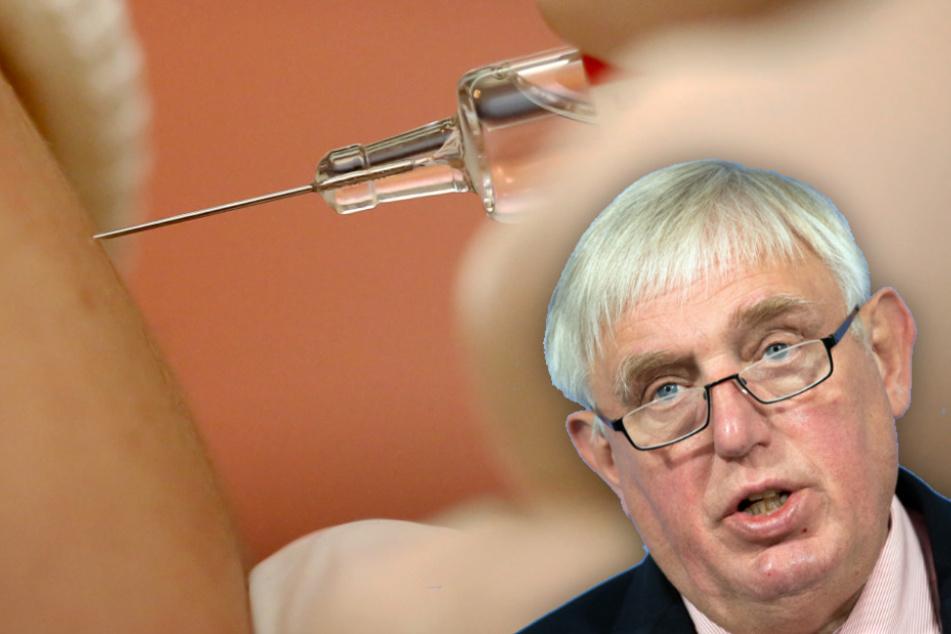 NRW-Minister fordert Risikogruppen zu Grippe-Impfung auf