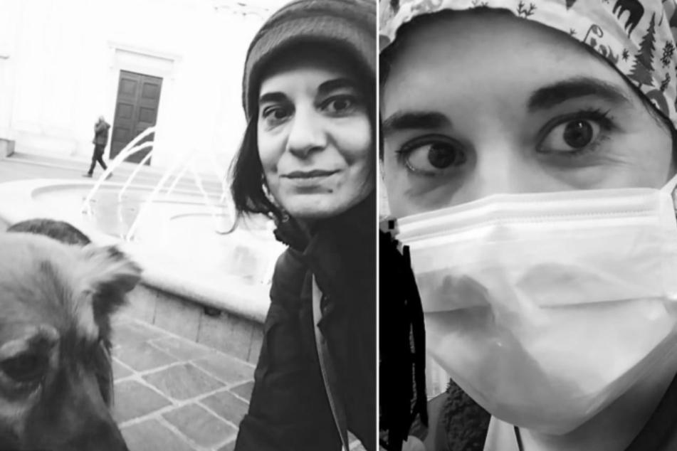 Krankenschwester (34) wird positiv auf Coronavirus getestet und nimmt sich selbst das Leben