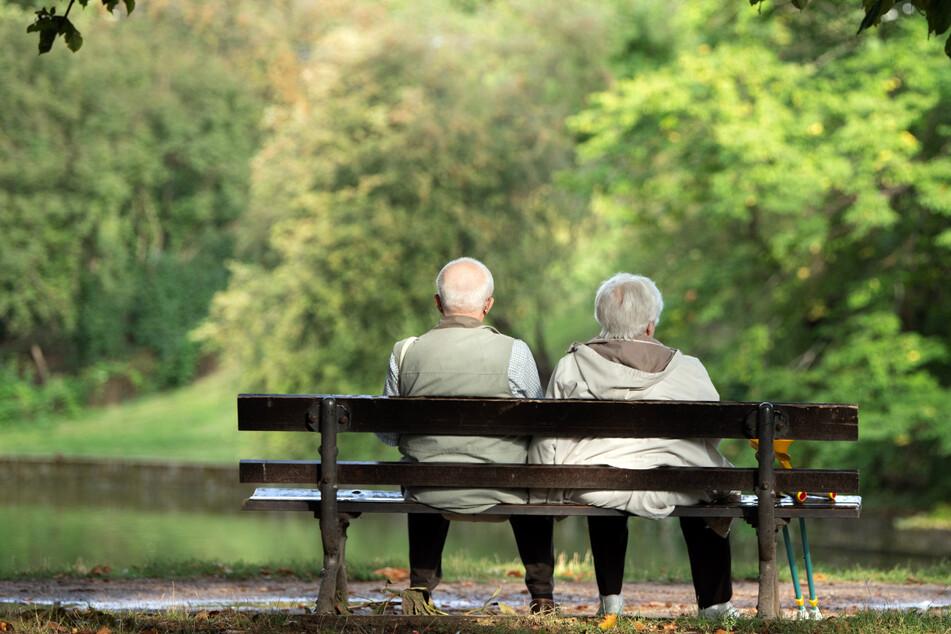 Laut Statistik sind in Sachsen mehr als 26 Prozent der Bevölkerung über 65. Der Freistaat muss, laut der Linken, auf die Überalterung reagieren. (Symbolbild)