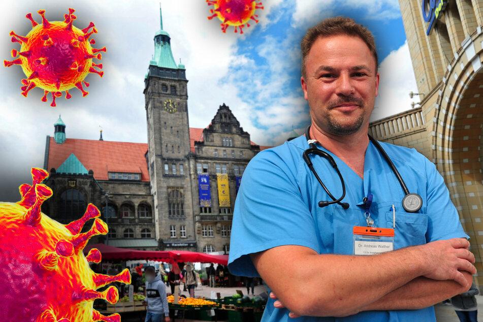 """Intensivarzt Dr.Andreas Walther (47) warnt: """"Wenn wir nicht aufpassen, droht ein neuer Lockdown!"""""""