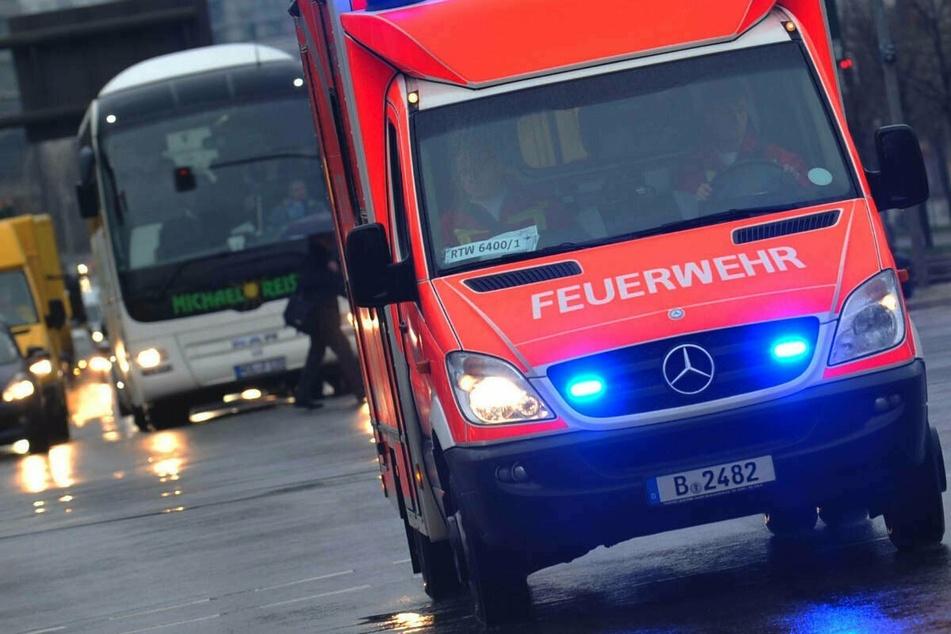 Wannsee: Vollbremsung reicht nicht! Motorradfahrer nach Crash gestorben
