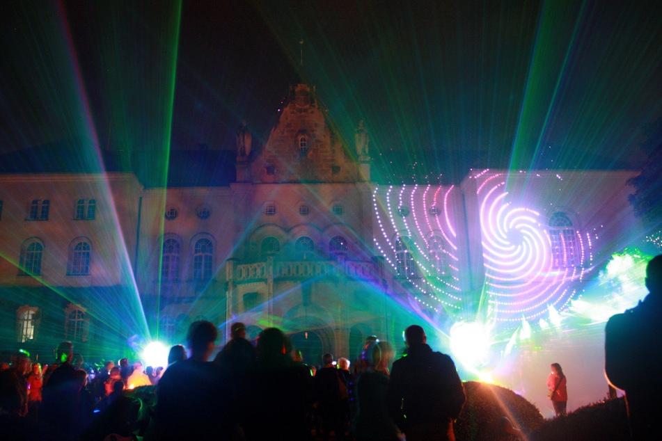So bunt wird es in diesem Jahr nicht. Die traditionelle Nacht der Schlösser wird im Schloss Waldenburg nicht wie gewohnt stattfinden.