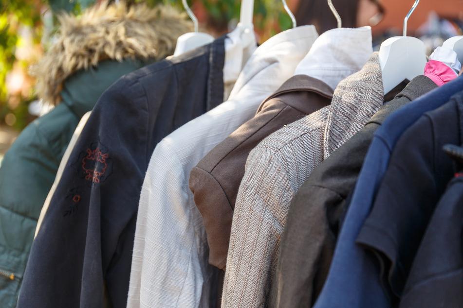 In Annaberg findet heute ein Fashion Flohmarkt statt.