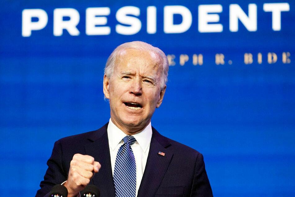 US-Präsident Joe Biden (78) wird an der virtuellen Münchner Sicherheitskonferenz teilnehmen. (Archiv)