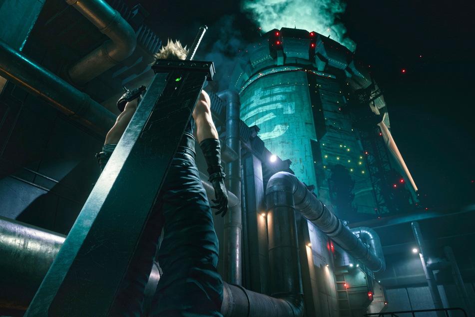 Grafisch wurde die Welt von Final Fantasy 7 teils spektakulär umgesetzt. Trotz der teils tristen Stadtmetropole möchte man oftmals nur still stehen bleiben und staunen.