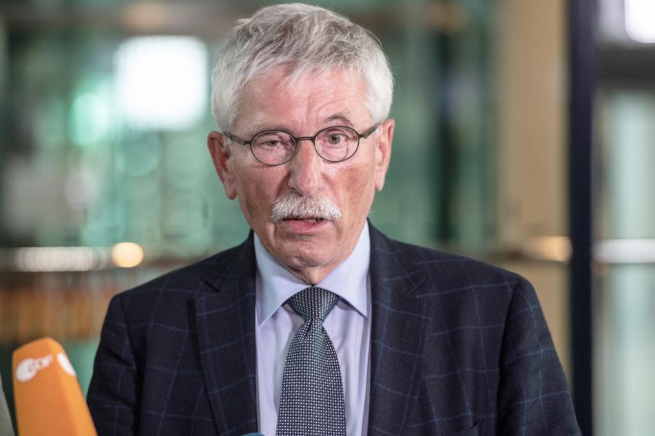 Wurde aus der SPD geworfen: Thilo Sarrazin (76).