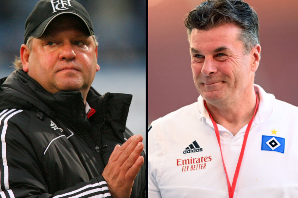 Der Ex-HSV-Coach setzt sich für Dieter Hecking ein.