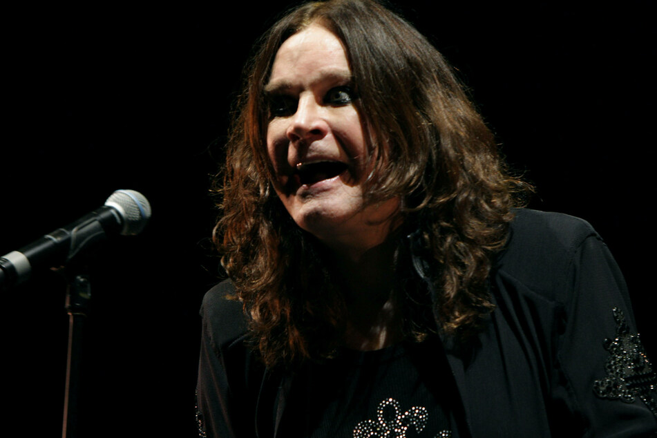 Ozzy Osbourne (72) was addicted to alcohol and drugs for years.