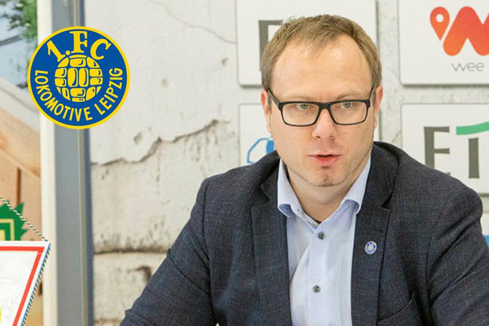 Lok Leipzig bekommt bald neuen Ausrüster
