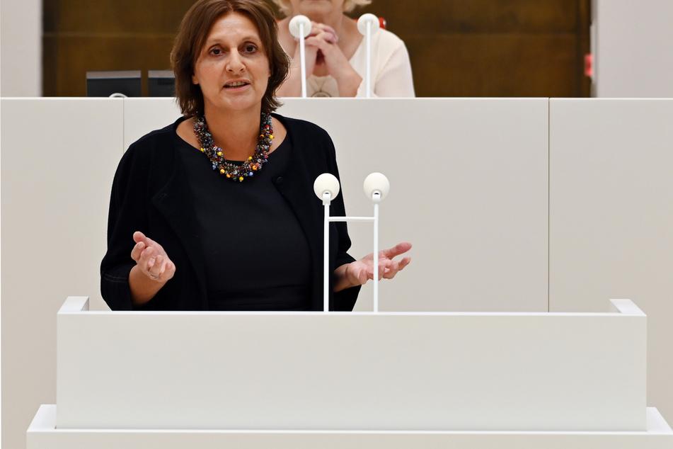 Britta Ernst (SPD), Ministerin für Bildung, Jugend und Sport in Brandenburg.