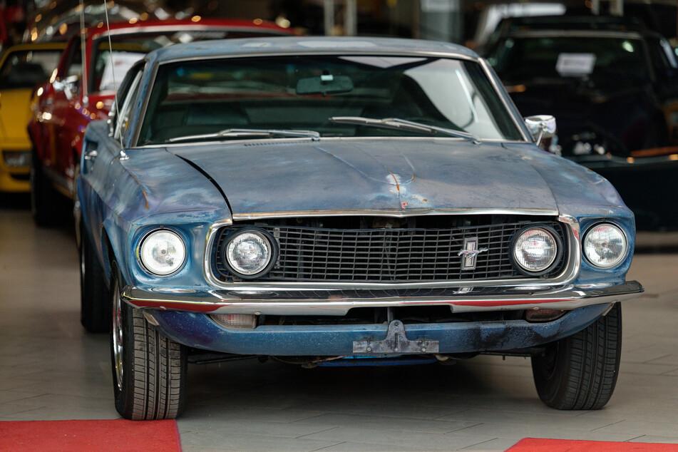 Jetzt soll das einstige Auto von Schauspieler Steve McQueen verkauft werden. Der Zustand des Autos ist aber runtergekommen.