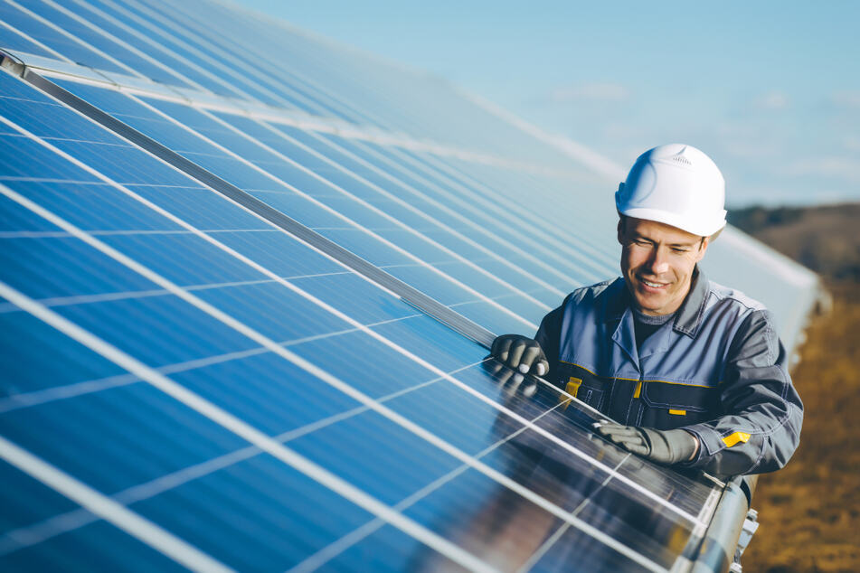 Eins Energie betreut Solaranlagen in seinem gesamten Verbreitungsgebiet - nicht nur in Chemnitz, sondern auch im Erzgebirge, Landkreis Zwickau, Mittelsachsen und Vogtland.