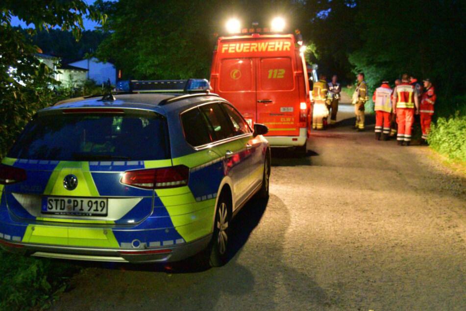 Große Suchaktion in der Nacht: Wo ist der verletzte 19-Jährige?