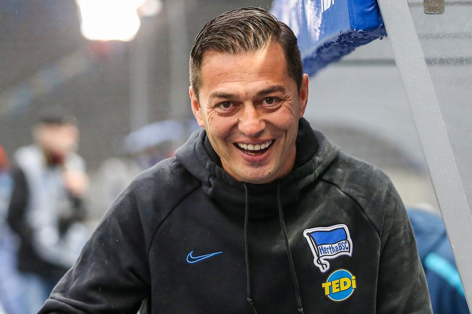 Ante Covic übernahm Hertha BSC als Nachfolger von Pal Dardai. Nach nur zwölf Spielen war wieder Schluss.