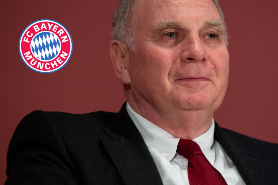 """""""Werde mich sofort impfen lassen"""": Deshalb reist Uli Hoeneß nicht mit den Bayern zur Club-WM"""