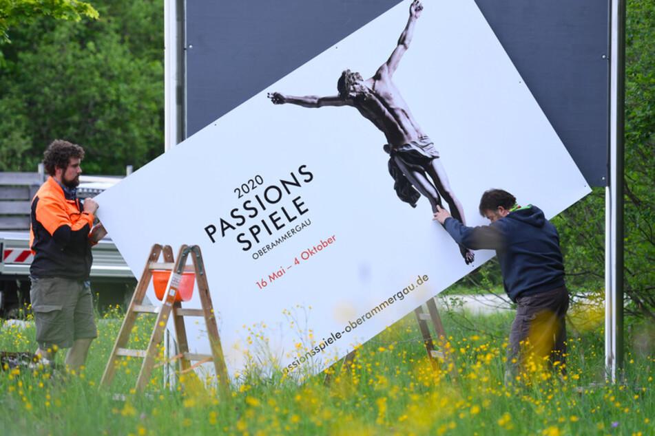 Oberammergauer Passion 2022: Großteil der Karten schon vergeben!