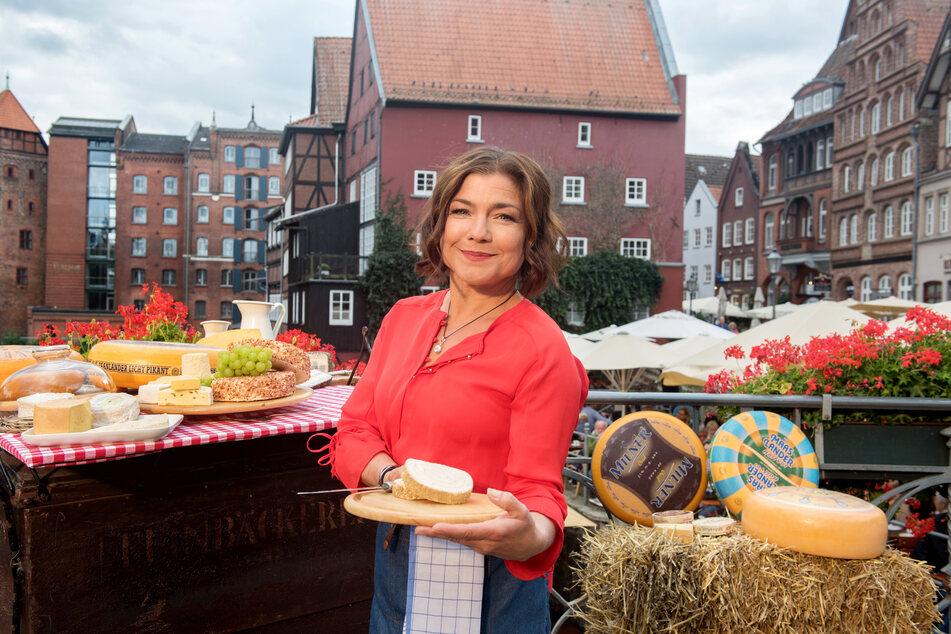 Heldin Astrid Richter, gespielt von Claudia Schmutzler, ist momentan Lüneburgs Haupt-Rose.