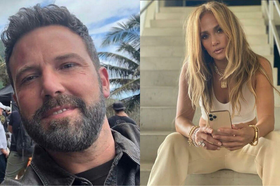 Ben Affleck (l.) was engaged to Jennifer Lopez from 2002 to 2004 and have remained friendly over the years.