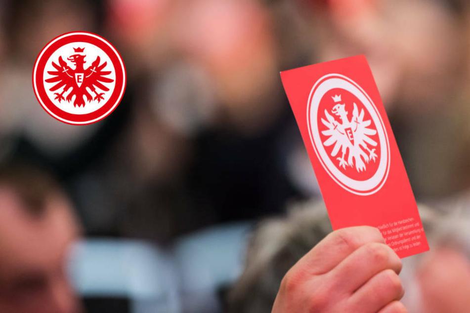 Trotz Corona-Krise: Eintracht Frankfurt freut sich über Mitglieder-Rekord
