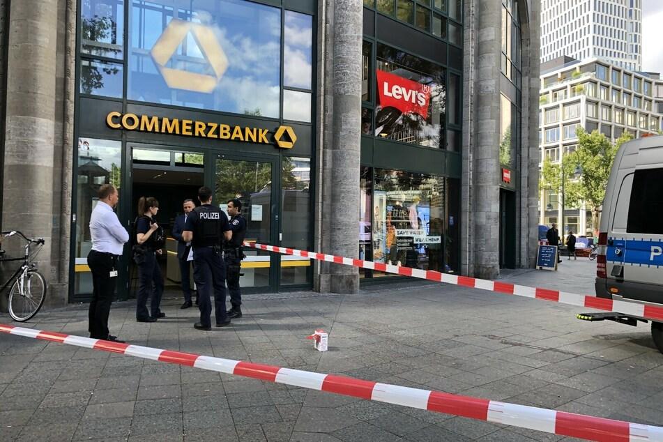 Am Dienstagvormittag wurden in Berlin gleich zwei Banken überfallen.