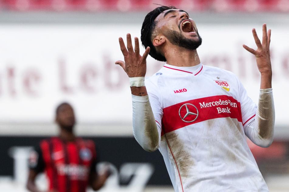 VfB-Stürmer Nicolas Gonzalez (23) soll das Interesse des AC Florenz auf sich gezogen haben.