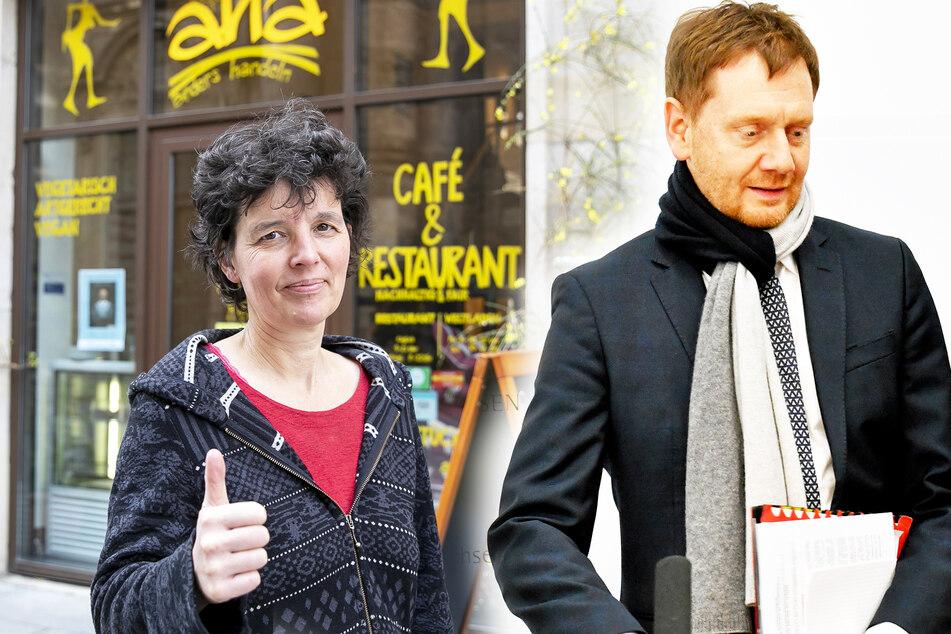 Dresden: Coronavirus: Lebensmittel-Läden, Apotheken und Tankstellen in Dresden weiter auf, sonst fast alles zu!