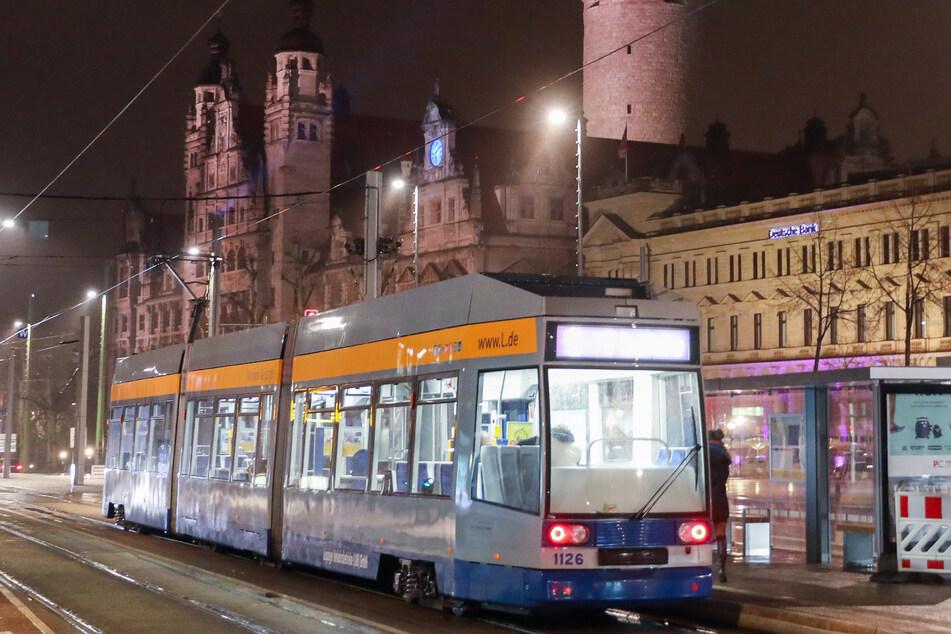Brandstiftung mitten im Leipziger Zentrum: Kripo übernimmt Ermittlungen