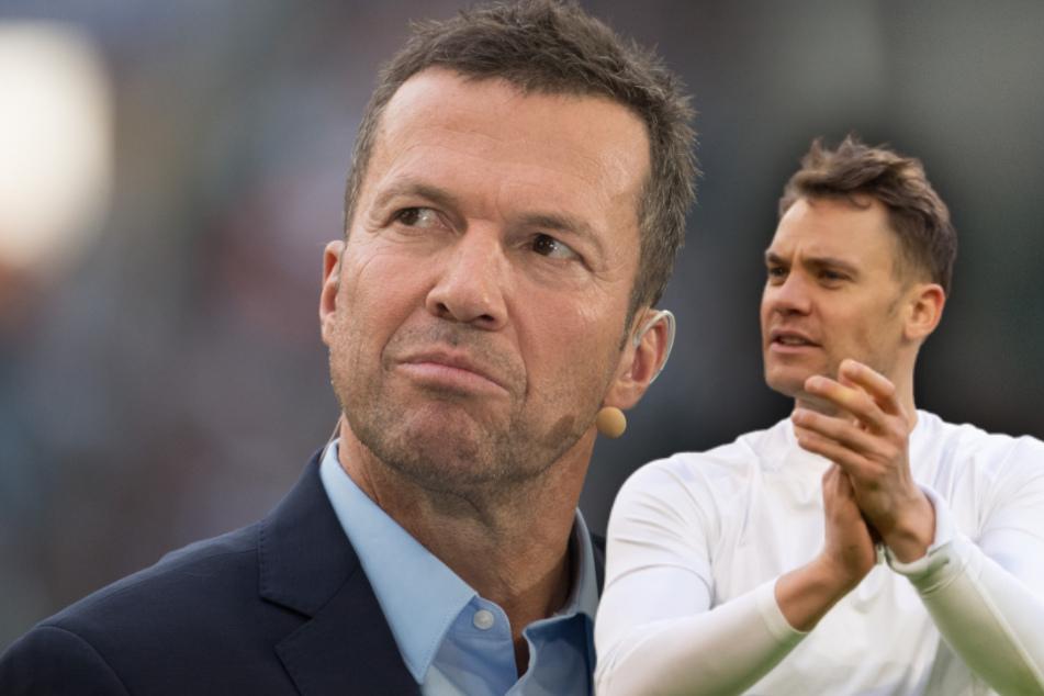 Sky-Experte Lothar Matthäus (59) glaubt, dass Torwart Manuel Neuer (34) beim FC Bayern für zwei bis drei Jahre verlängert wird.
