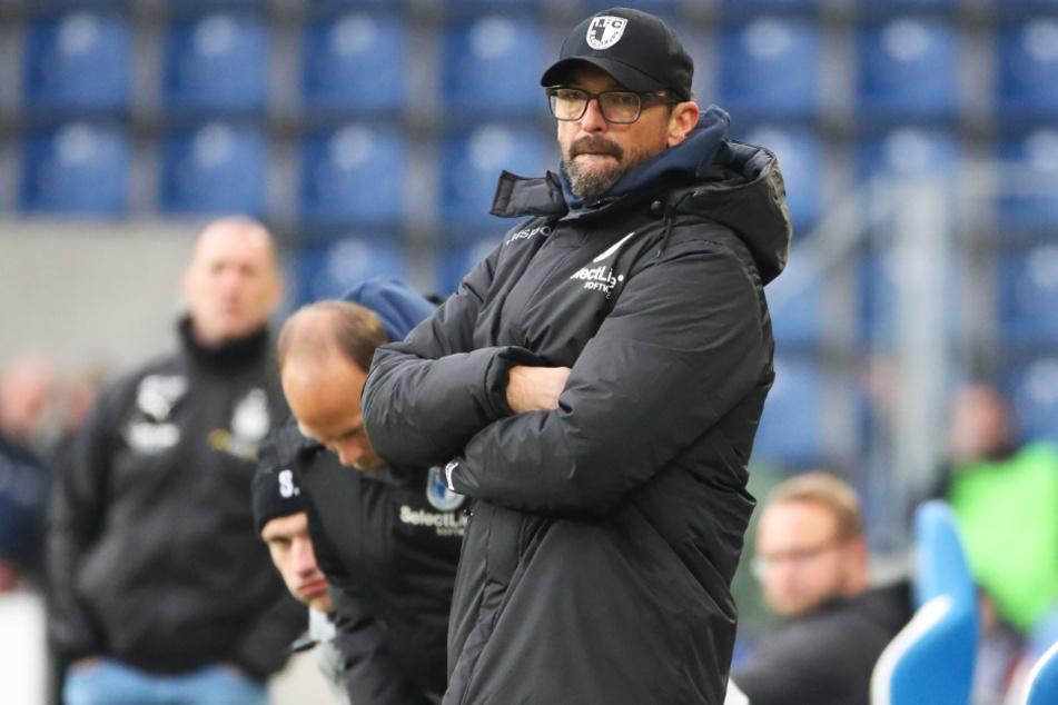 Claus-Dieter Wollitz wurde mit sofortiger Wirkung beim 1. FC Magdeburg freigestellt.