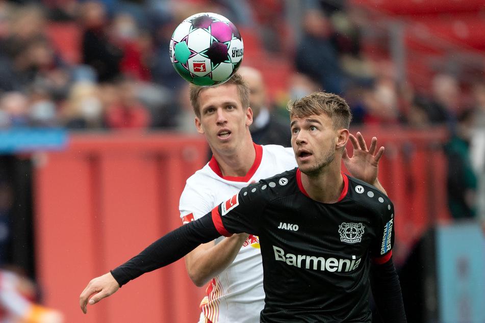 Zuletzt hatte es wieder nur für ein Unentschieden zwischen RB Leipzig und Bayer 04 Leverkusen gereicht. (Archivbild)