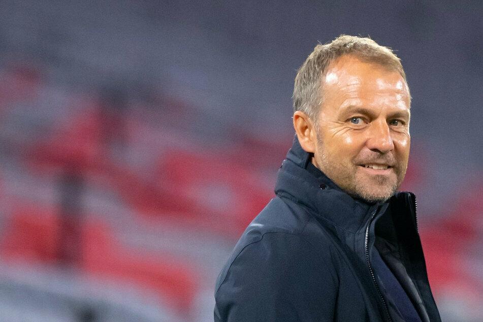 Bayern-Trainer Hansi Flick zeigte sich begeistert von der Organisation der Gastgeber. (Archiv)