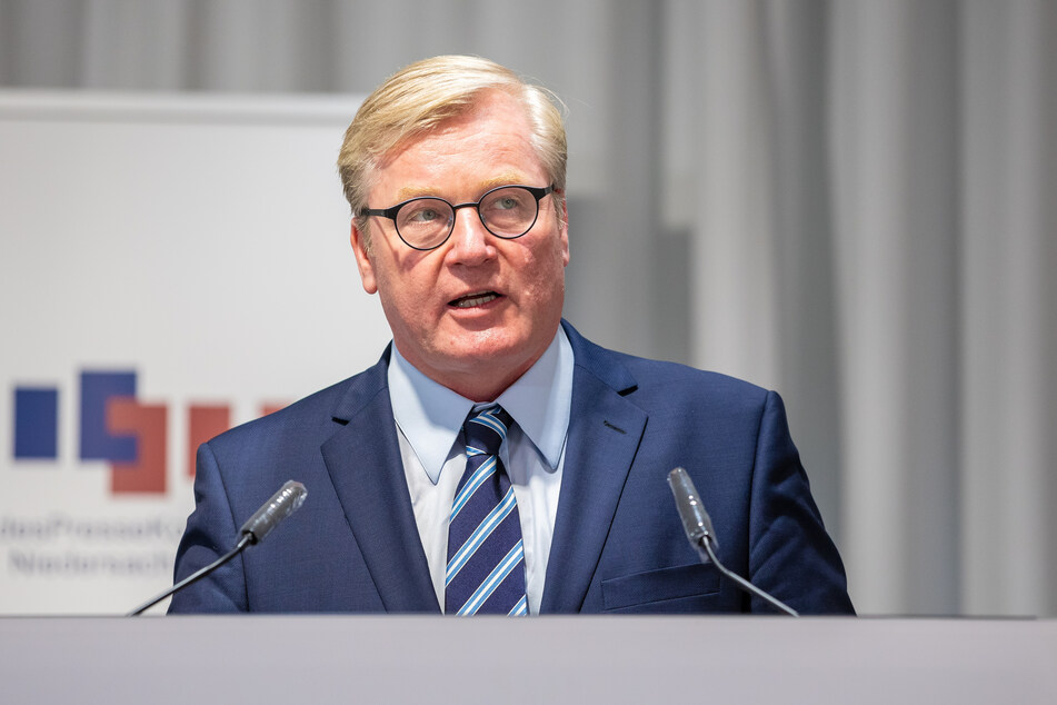 Bernd Althusmann (CDU) ist der Wirtschaftsminister von Niedersachsen.