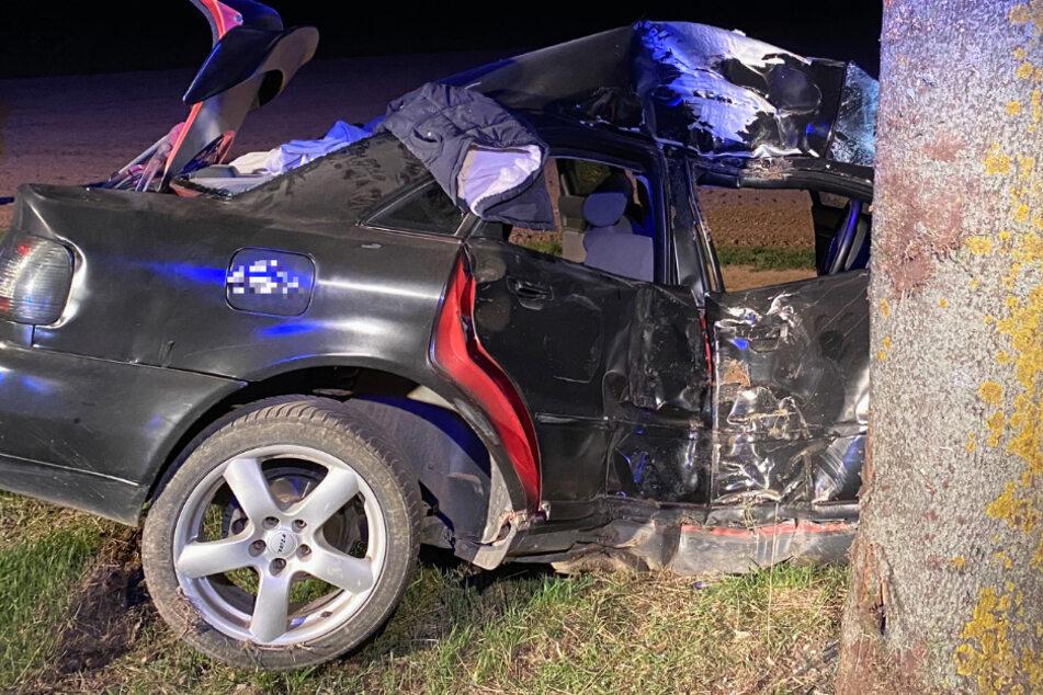 Unfall auf der L386 bei Alzey: Junge Frau (26) schwer verletzt