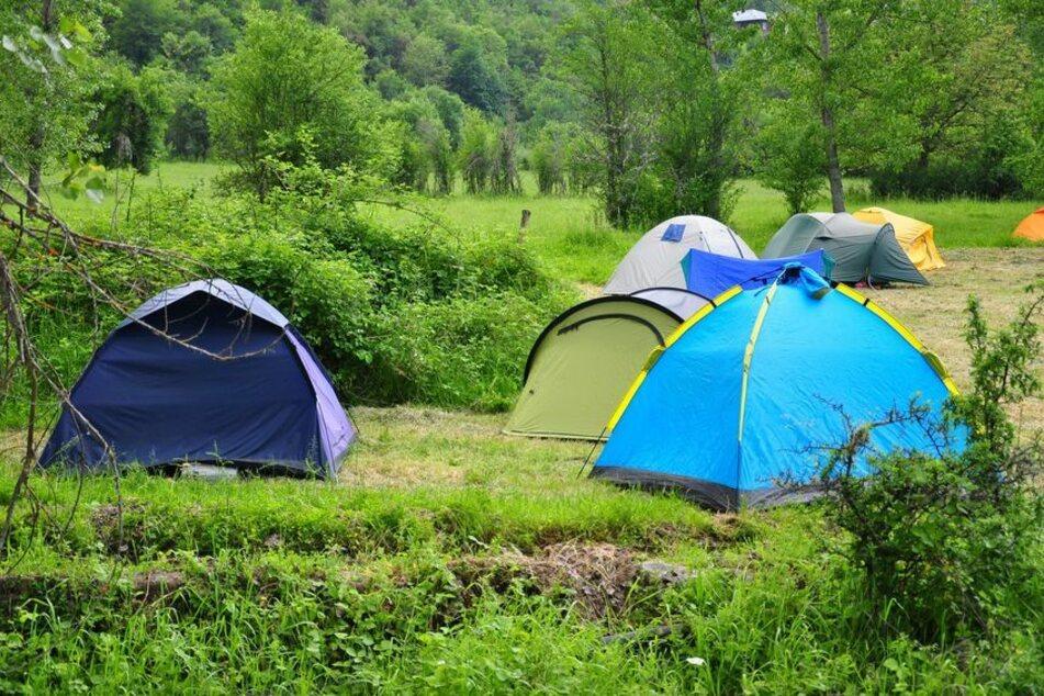Das Unglück ereignete sich auf einem Campingplatz. (Symbolbild)