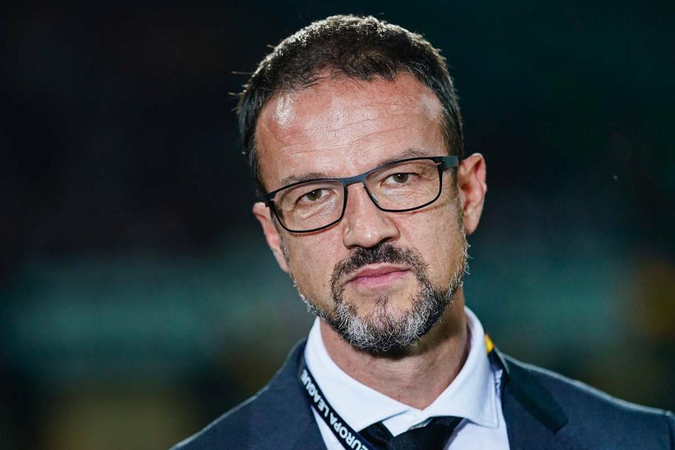 Manager Fredi Bobic (49) will bei Hertha BSC eine neue Spielphilosophie etablieren und mistet den bestehenden Kader aus.