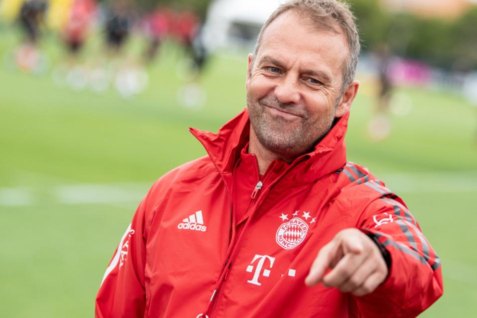 Bayern-Trainer Hansi Flick (55) hat das Bayern-Triple als besonders intensiv empfunden.