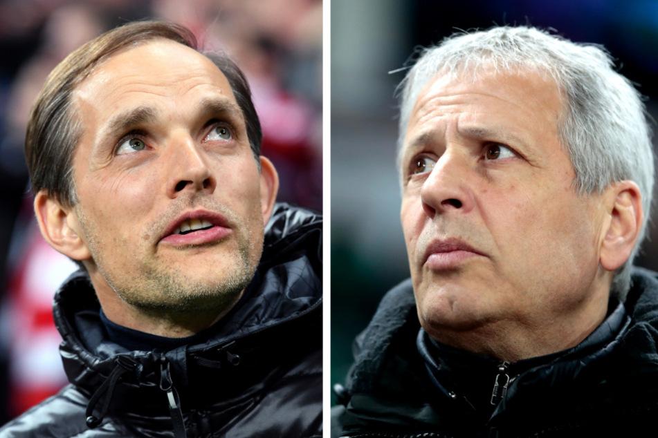Kommt es tatsächlich zum Spiel ohne Zuschauer im Prinzenpark? Die Trainer beider Mannschaften, Thomas Tuchel und Lucien Favre, dürften davon wohl nicht so begeistert sein.