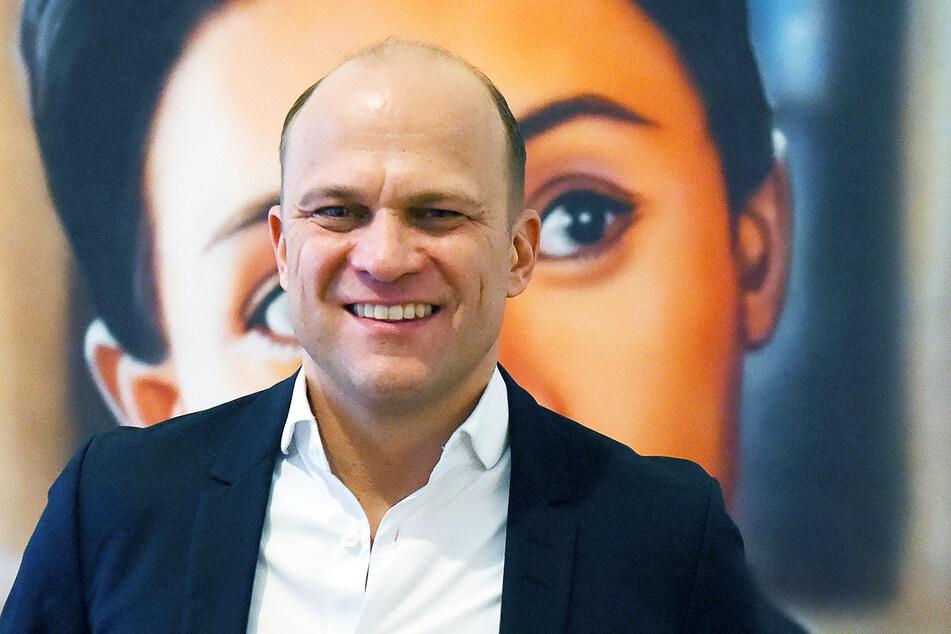 Verbands-Chef Christian Bräuer.