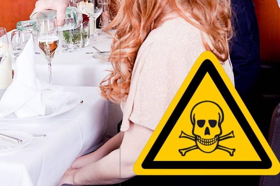 Im Restaurant verätzt. Zwei Frauen auf Intensivstation!