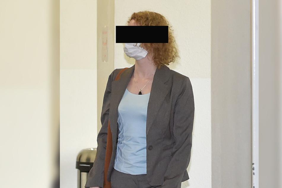 Kerstin K. (39) musste sich wegen Betrugs vorm Amtsgericht verantworten.