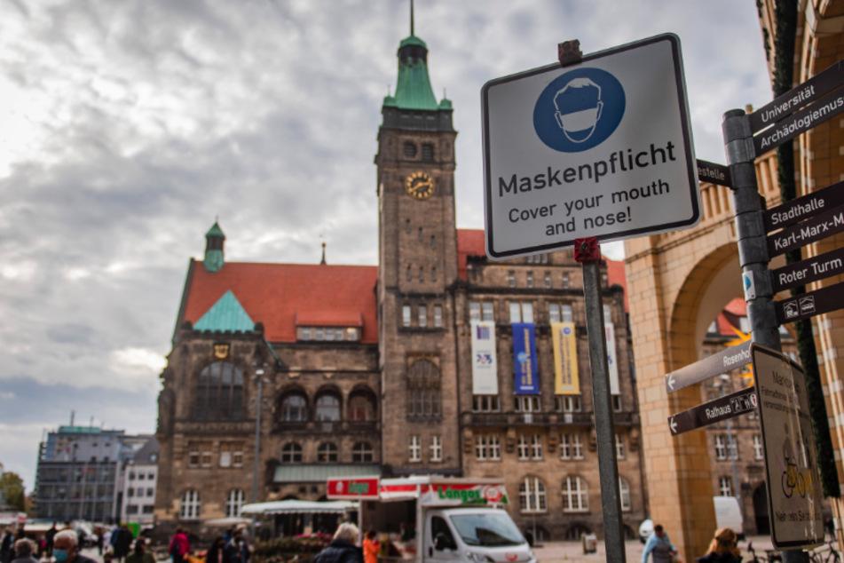 Chemnitz: Maskenpflicht in Chemnitzer City: Rathaus kündigt Kontrollen an