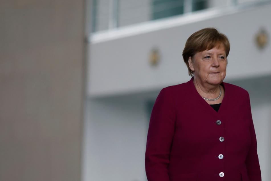 """Bundeskanzlerin Merkel: Lockerungen nur """"ganz vorsichtig"""" möglich"""