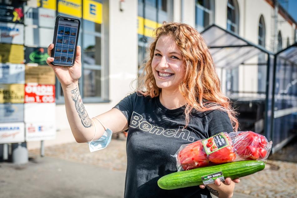 Altenpflegerin Selina Elsner (25) freut sich über das neue Angebot.