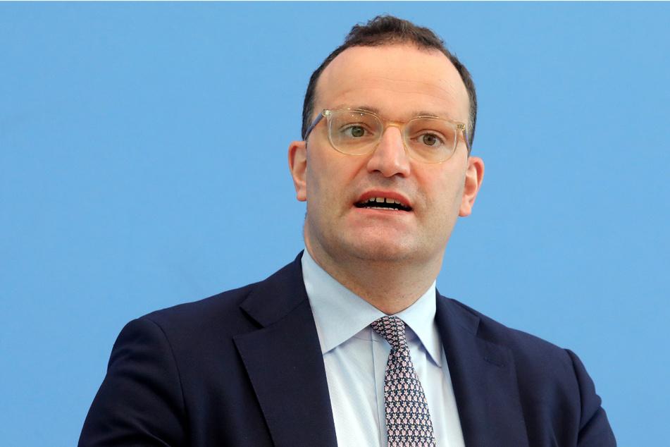Gesundheitsminister Spahn warnt vor Inzidenz von mehr als 800
