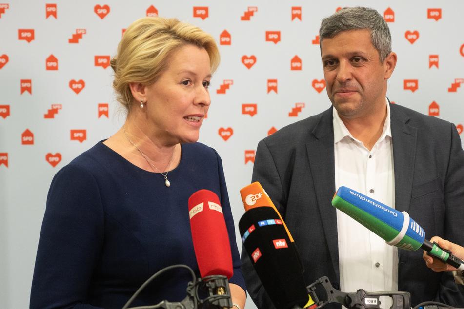 So will die Berliner SPD die neue Regierung der Hauptstadt bilden